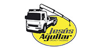 logo gruas jesus aguilar