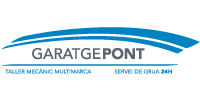 logo garatge pont