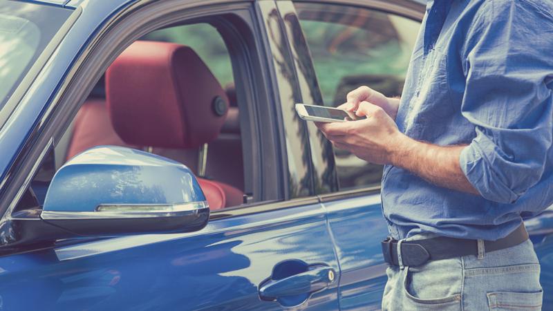 La app MiDGT nos identificará como conductores