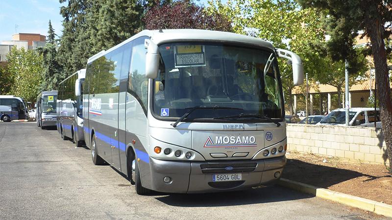 Autobuses escolares e ITV