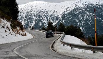 el estado de la carretera influye en la scurvas