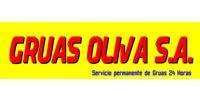 logo gruas oliva