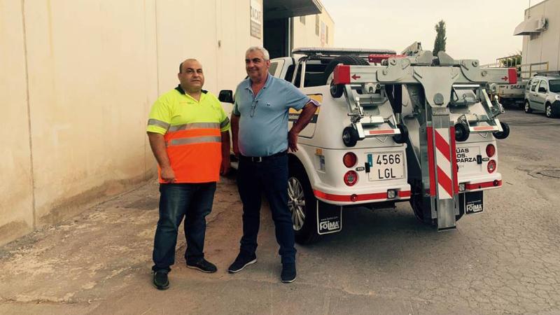 Una delegación de REAC visita a agrupados de Valencia, Alicante, Murcia y Almería