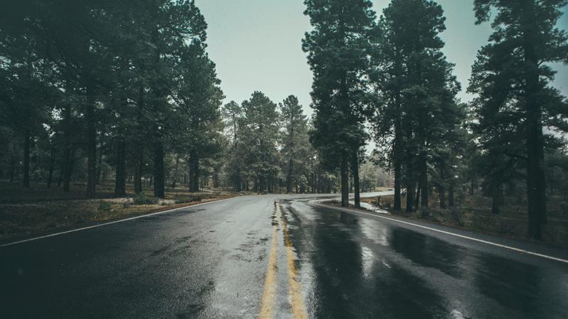 El impacto del cambio climático en las carreteras